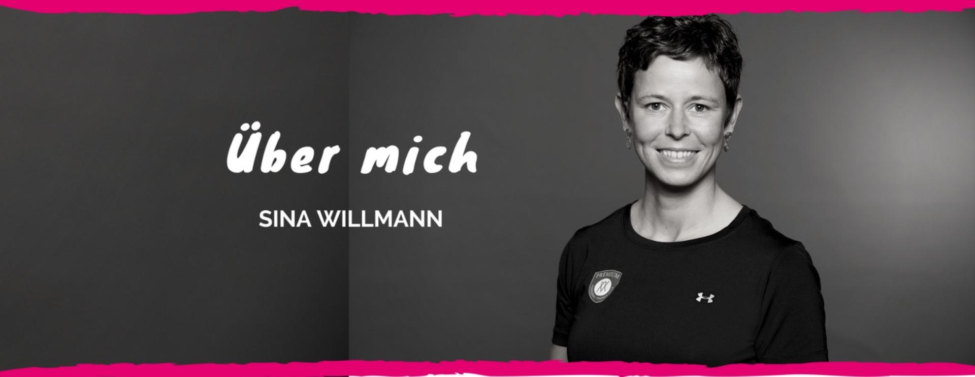 Über mich Sina Willmann