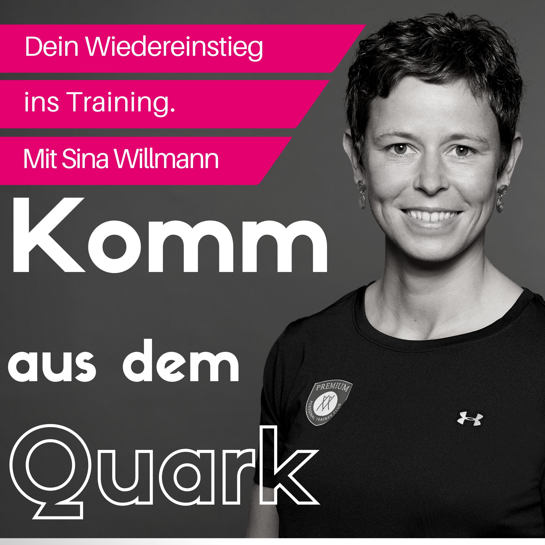 Komm aus dem Quark! Der Podcast für deinen Wiedereinstieg ins Training