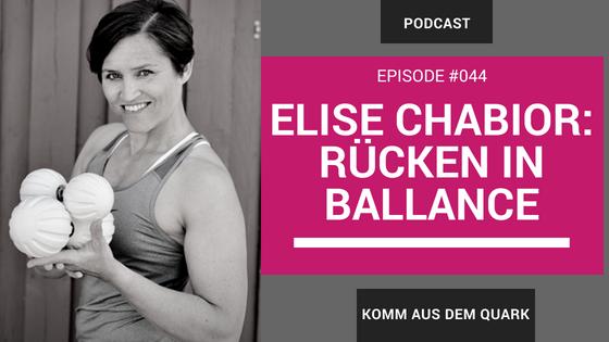 Elise Chabior BALLance concepts