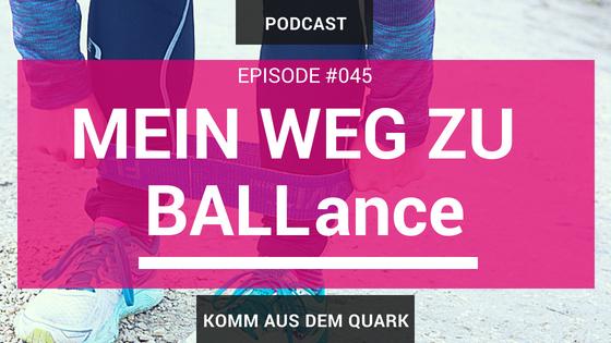 BALLance concepts