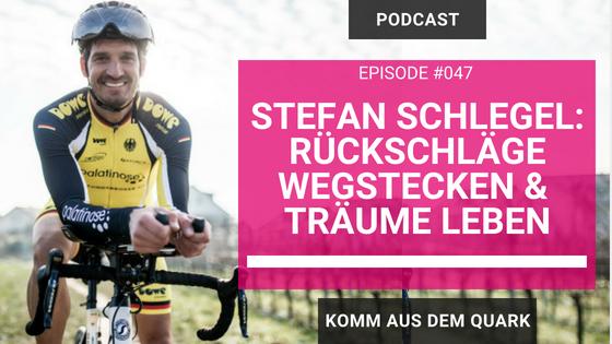 Stefan Schlegel Race Across Amerika